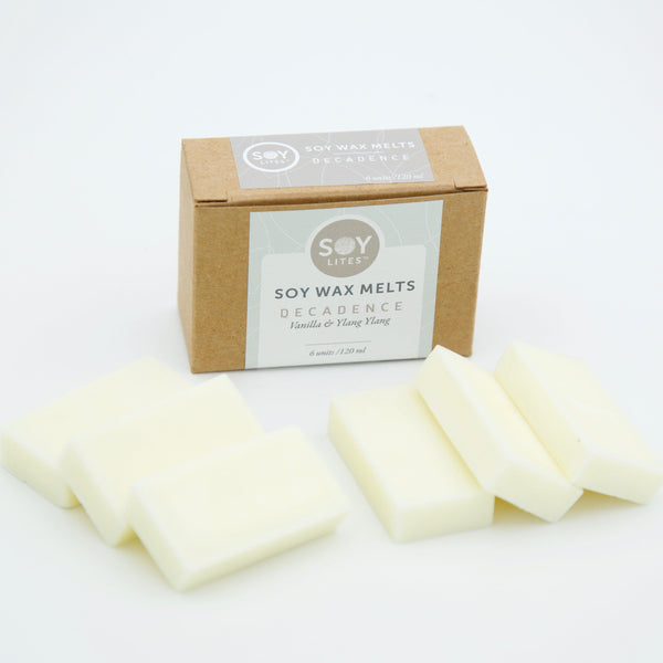 Decadence Soy Wax Melts-Soy Wax Melts-SoyLites