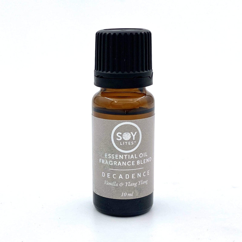 SoyLites 10ml Aromatherapy 10ml Decadence: Ylang Ylang and Vanilla
