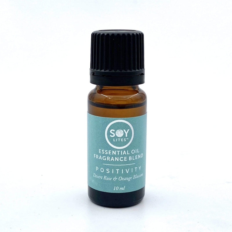 SoyLites 10ml Aromatherapy 10ml Positivity: Desert Rose and Orange Blossom