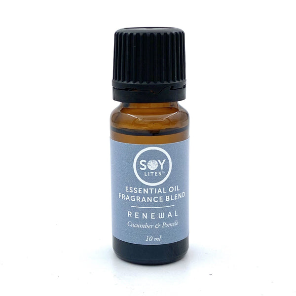 SoyLites 10ml Aromatherapy 10ml Renewal: Pomelo and Cucumber