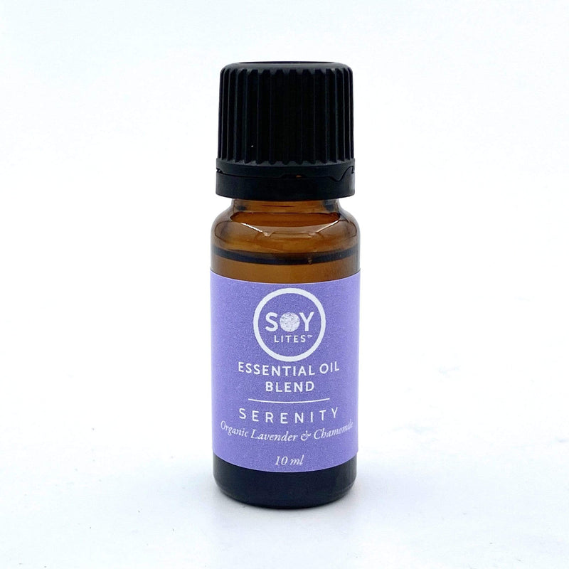 SoyLites 10ml Aromatherapy 10ml Serenity: Lavender and a touch of Chamomile