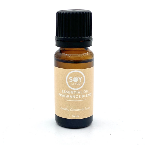 SoyLites 10ml Aromatherapy 10ml Vanilla, Coconut and Lime