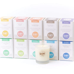SoyLites Soy Aromatherapy Tumbler 220 ml 'Burn Bright' Value Pack of 12 x 220ml