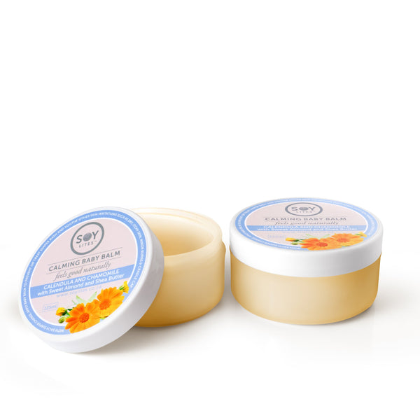 SoyLites Body Care Range Calming Baby Balm 125ml
