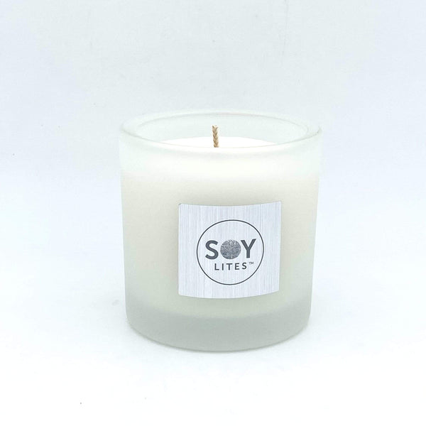 SoyLites Soy Candle Decor Boutique 400ml Frosted