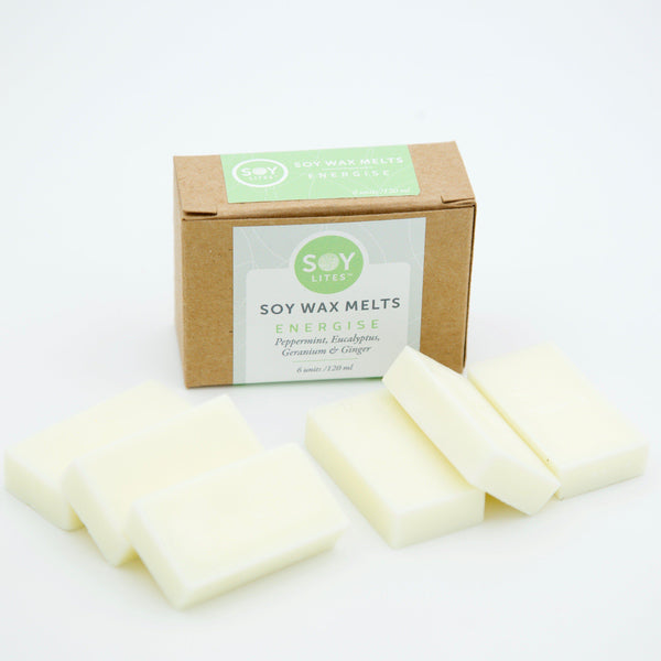 SoyLites Soy Wax Melts Energise Soy Wax Melts