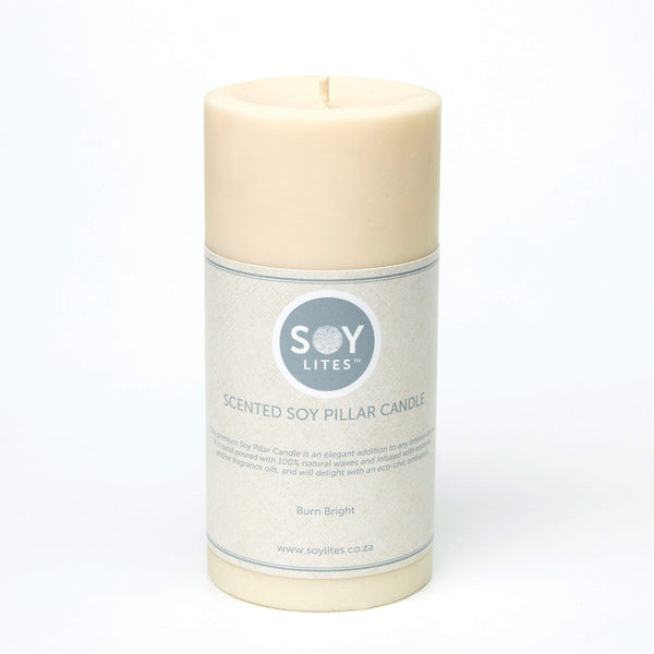 SoyLites Tall Pillar Candle Tall Pillar Candle - 700g