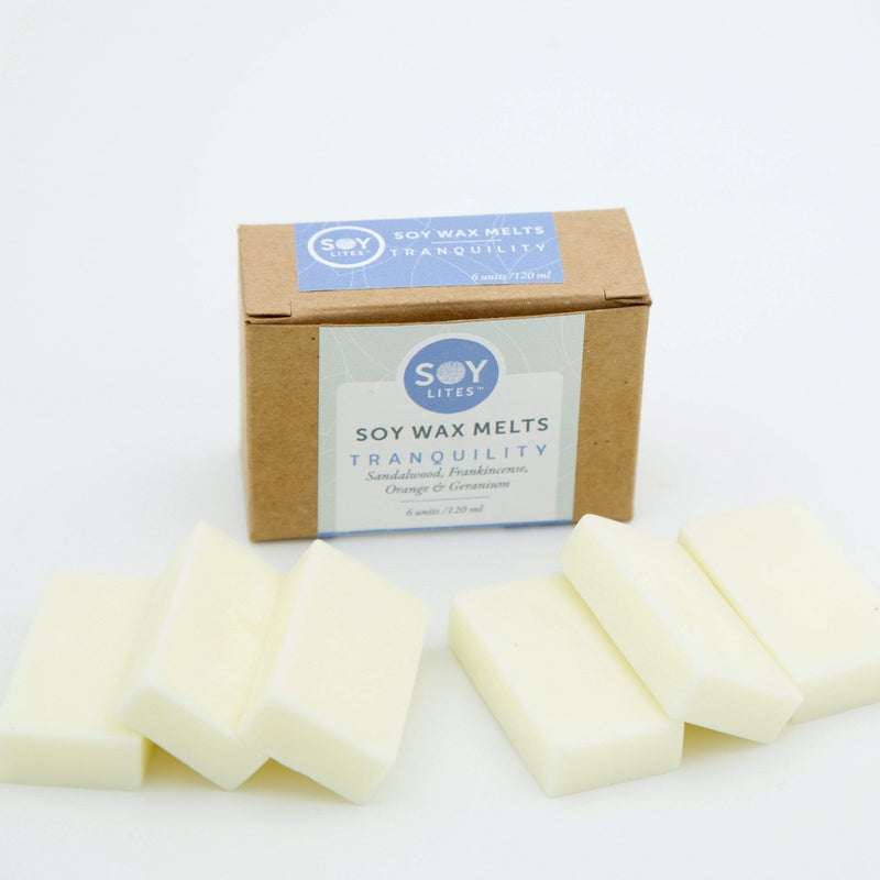 SoyLites Soy Wax Melts Tranquility Soy Wax Melts