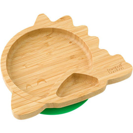 Bamboo Dinosaur Suction Plate