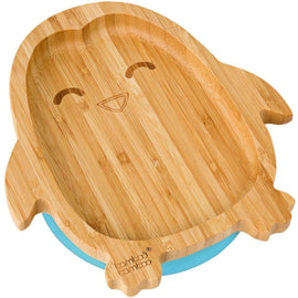 Bamboo Penguin Suction Plate
