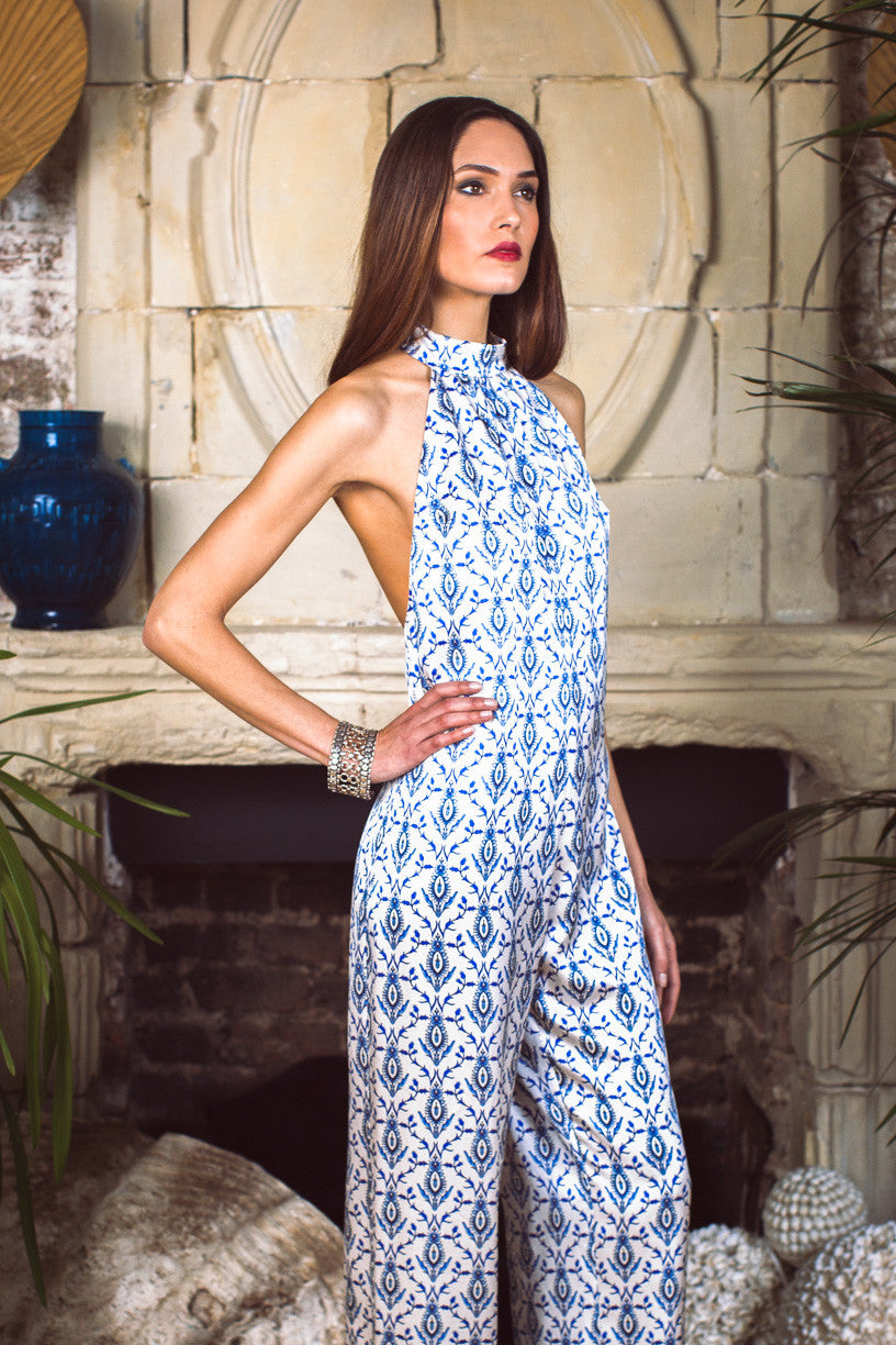 The Shanti - Iznik Print R17 50% OFF
