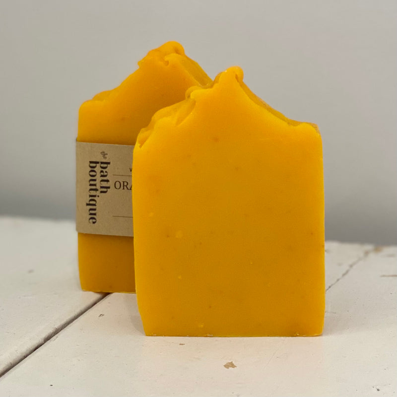 orange & patchouli oh! Naturale soap