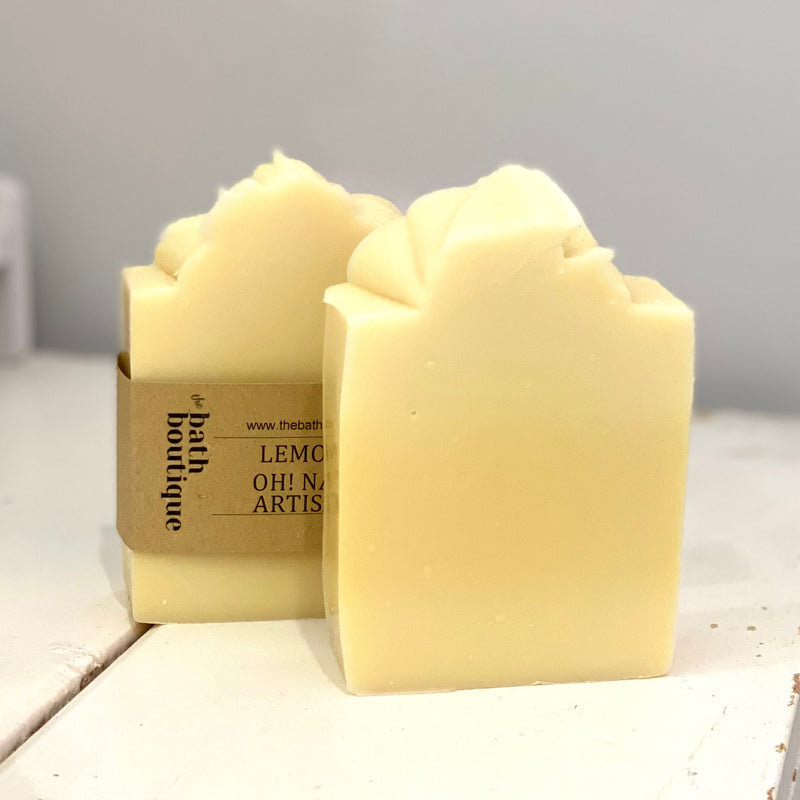 lemongrass oh! Naturale soap