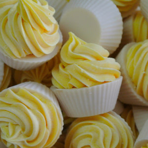 honeybee mine mini cupcake soap