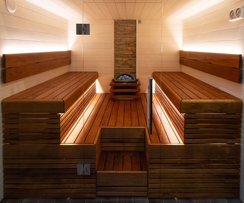 Indoor Sauna Installations