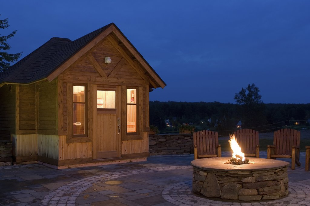 Outdoor Sauna Installations