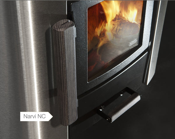 Narvi NC 16 Stainless Steel Wood Burning Sauna Heater