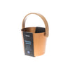 Load image into Gallery viewer, Rento 5l Anodised Aluminium Sauna Pail in Copper  Sauna Bucket/Pail Finnmark Sauna