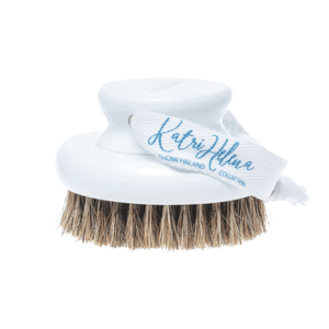 Rento White Sauna Body Brush  Bath Brush Finnmark Sauna