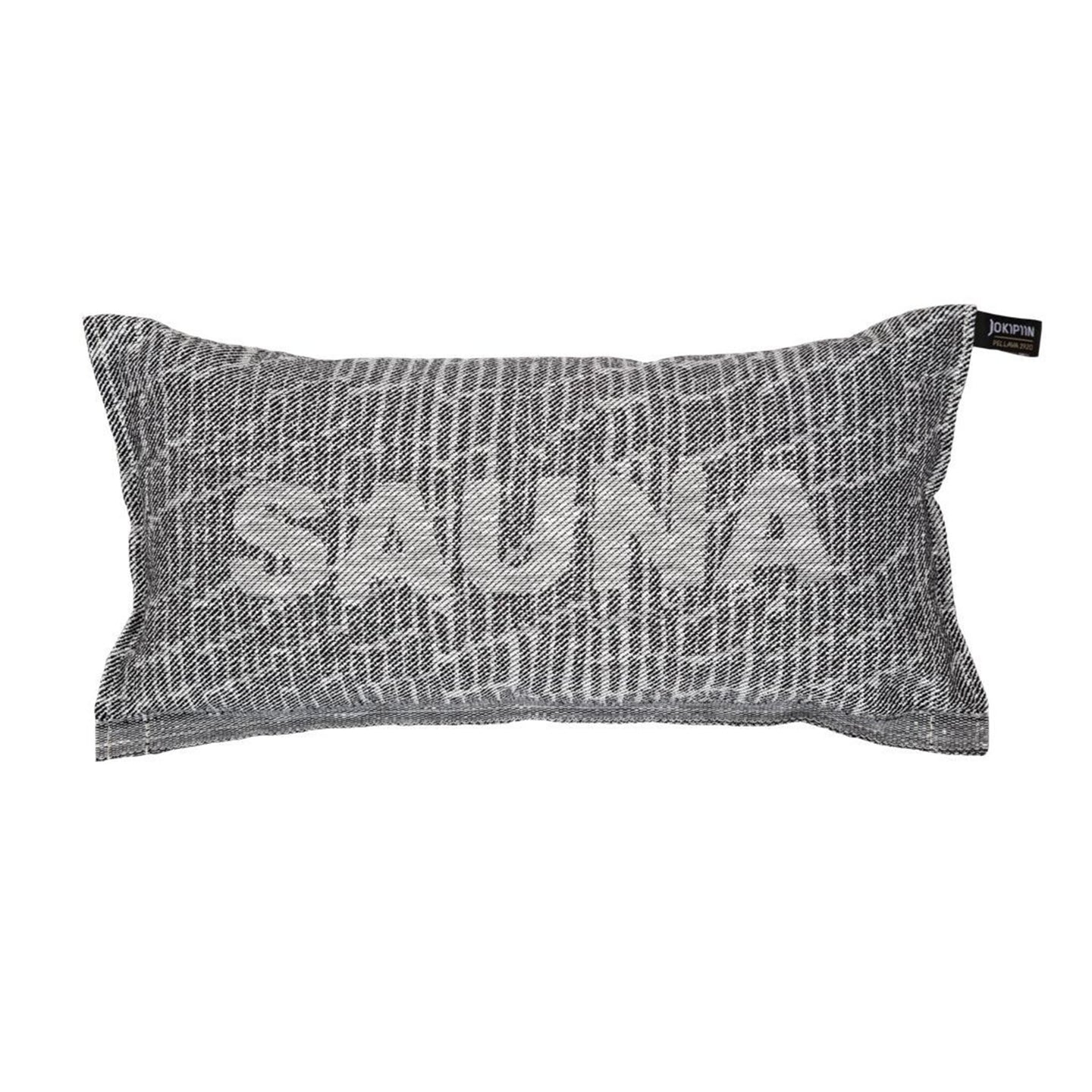 Sauna Pillow Saunatikut Collection by Jokipiin Pellava White/Black Default Title Sauna Pillow Finnmark Sauna