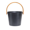Load image into Gallery viewer, Rento 5l Anodised Aluminium Sauna Pail in Thunder Blue  Sauna Bucket/Pail Finnmark Sauna