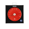 Load image into Gallery viewer, Rento Aluminium Sauna Thermometer Fiery Red  Sauna Thermometer Finnmark Sauna