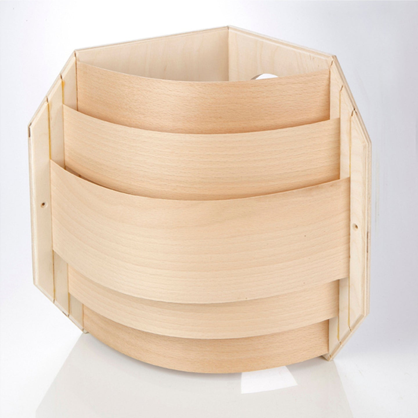 Wooden Corner Light Shade Screen Default Title light Finnmark Sauna