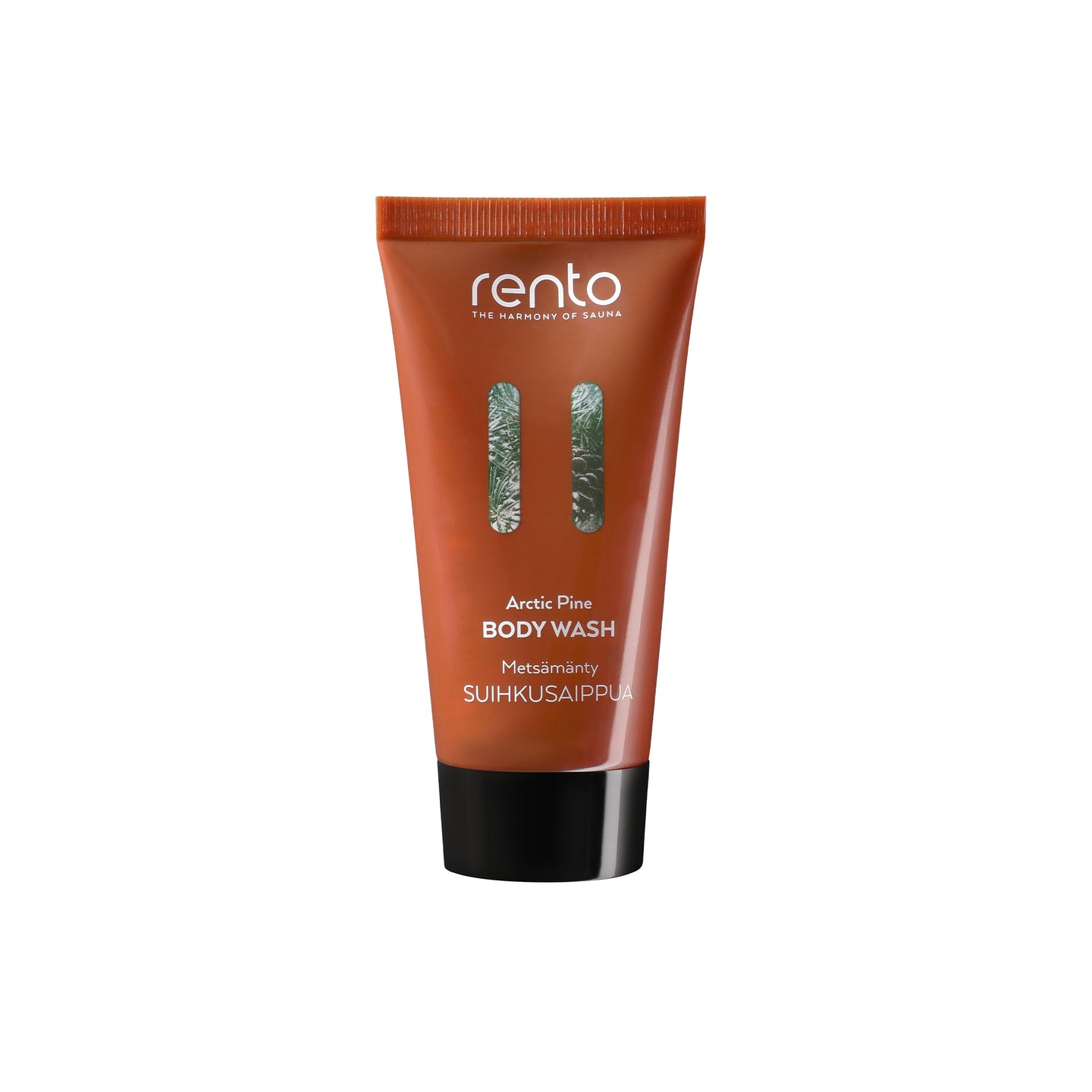 Rento Arctic Pine Travel Body Wash 50 ml  body wash Finnmark Sauna