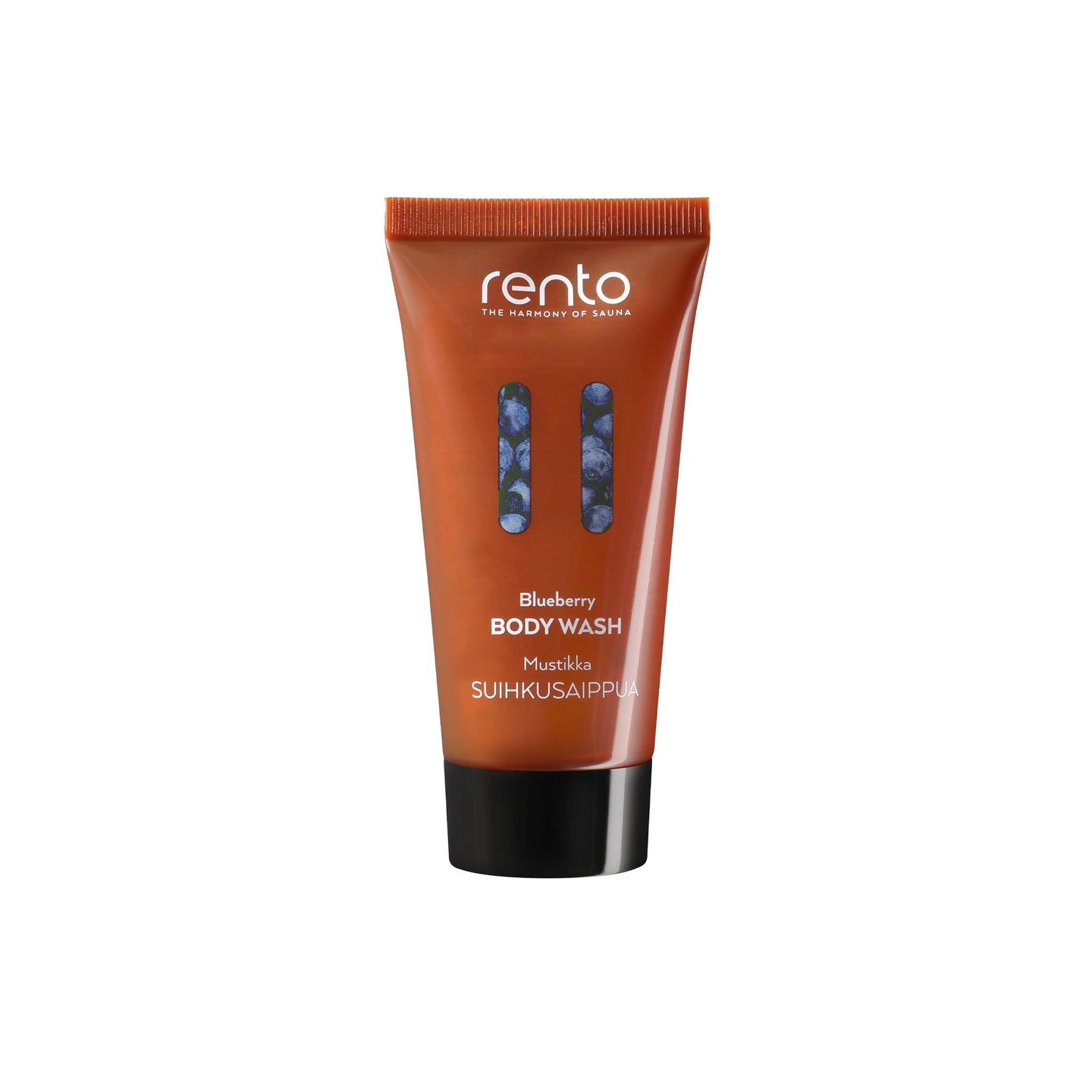 Rento Blueberry Travel Body Wash 50 ml Default Title body wash Finnmark Sauna