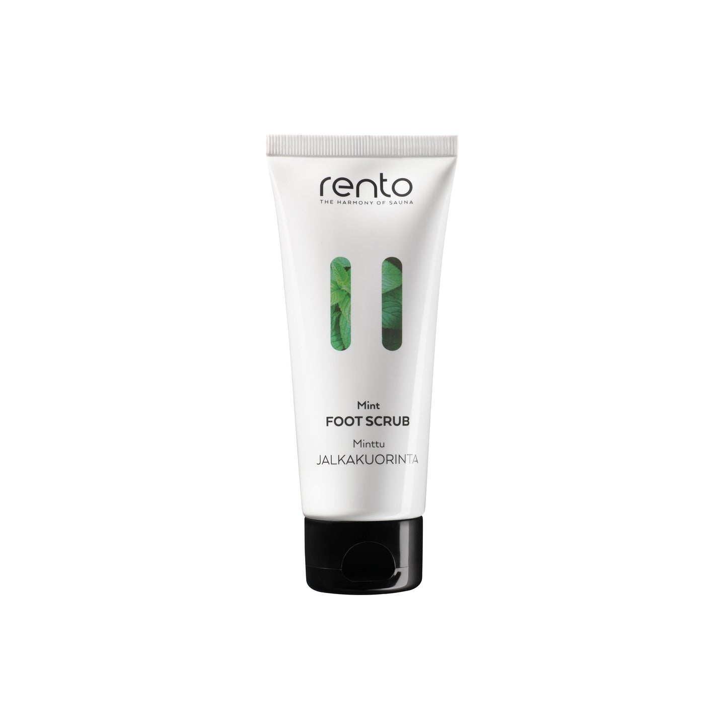 Mint Foot Scrub 100ml by Rento | Finnmark Sauna Default Title Foot Scrub Finnmark Sauna