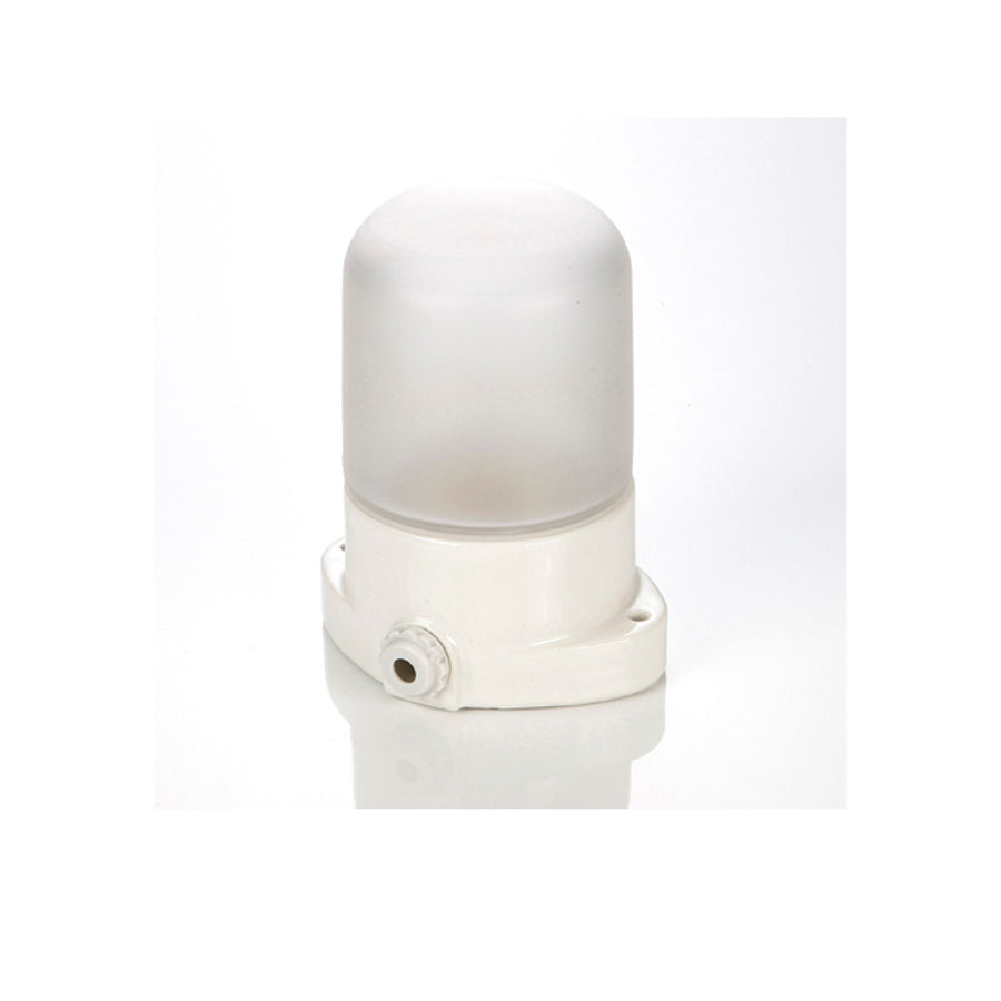 Sauna Light Fitting Frosted Glass IP54 Water Protected Default Title Sauna Light Finnmark Sauna