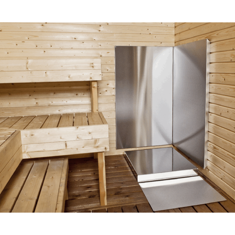 Kota Sauna Heater Heat Shielding Panel Display