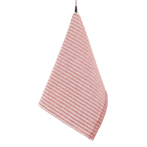 Towel NAAVA Collection by Jokipiin Pellava Red