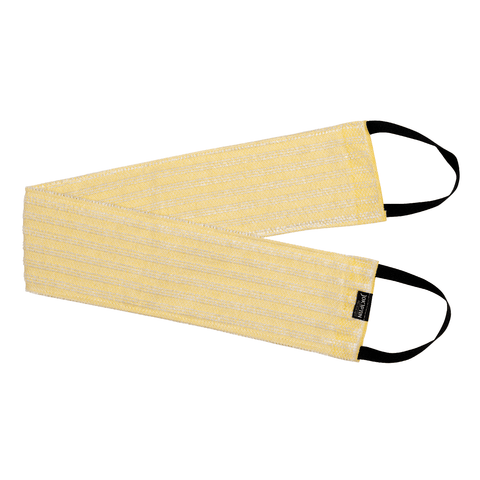 Back Scrubber NAAVA collection by Jokipiin Pellava Yellow