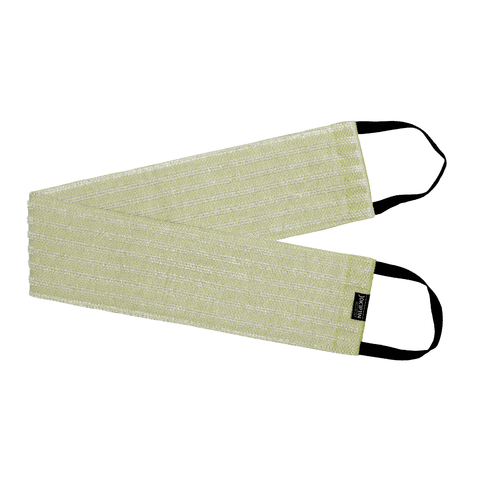 Back Scrubber NAAVA collection by Jokipiin Pellava Light Green