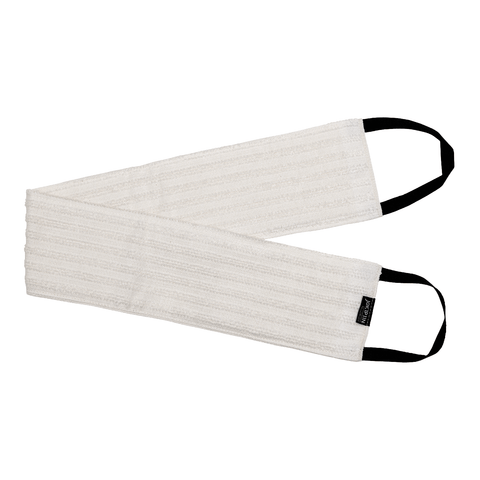 Back Scrubber NAAVA collection by Jokipiin Pellava White