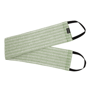 Back Scrubber NAAVA collection by Jokipiin Pellava Green