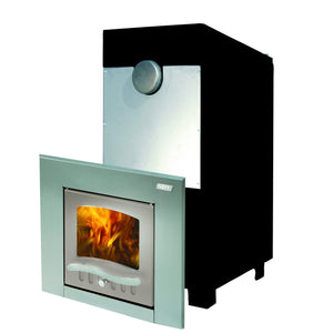 Narvi Steam Master Tunnel Wood Burning Sauna Heater Stove