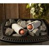 Load image into Gallery viewer, Finnish Soapstone Sauna Sausage/Hot Dog Cooker - Makkaraputki Default Title Soapstone Sauna Sausage Cooker Finnmark Sauna