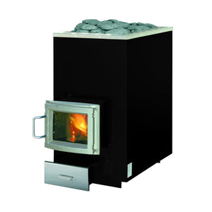 Narvi 30/50 Tunnel Wood Burning Sauna Heater Stove