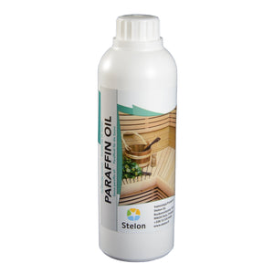 Sauna Paraffin Oil - Specialist Sauna Wood Treatment 0.5 litre Sauna Cleaning & Wood Treatment Finnmark Sauna