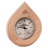 Load image into Gallery viewer, Kota Water Drop Style Sauna Thermometer Thermometer / Pine Sauna Thermometer Finnmark Sauna