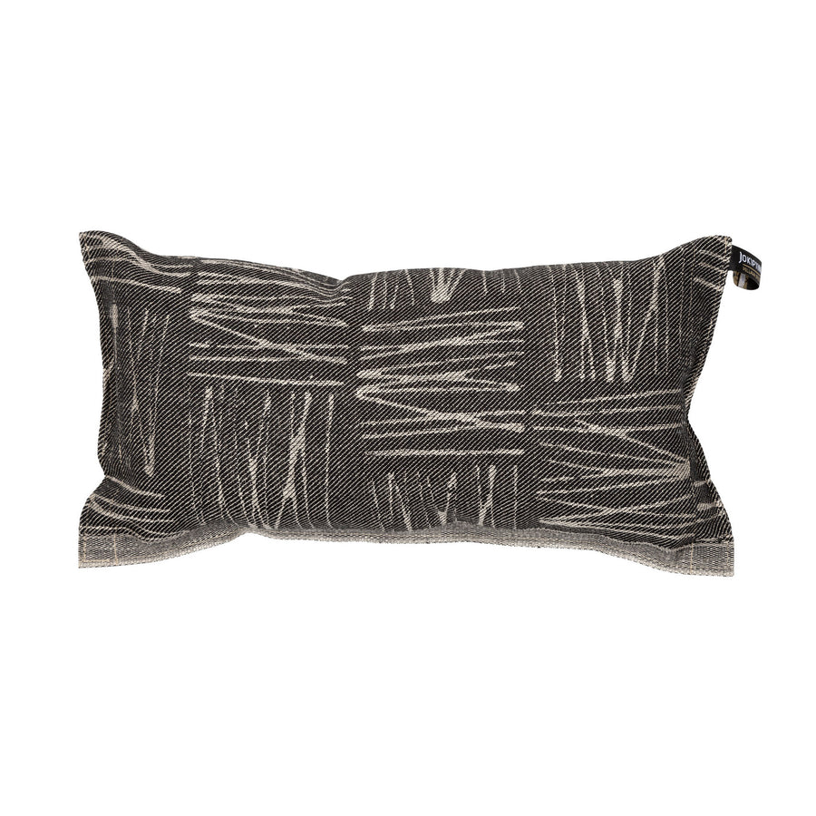 Punos Sauna Pillow natural / black by Jokipiin Pellava Default Title Sauna Pillow Finnmark Sauna