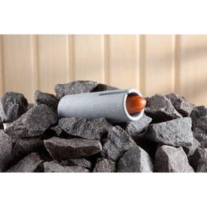Finnish Soapstone Sauna Sausage/Hot Dog Cooker - Makkaraputki