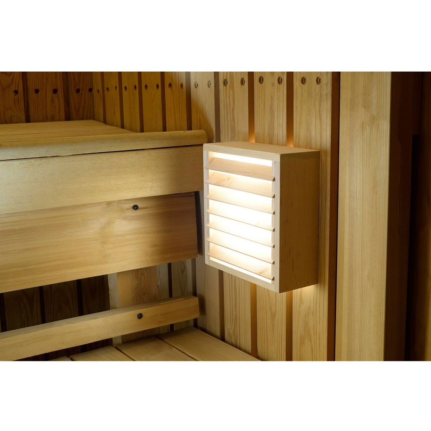 LEDIFY KUIVI LED light for sauna KUIVI neutral Sauna Light Finnmark Sauna