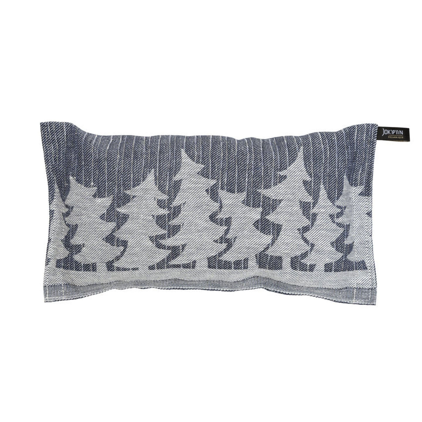 Kuusimetsä Sauna Pillow Dark Blue by Jokipiin Pellava Default Title Sauna Pillow Finnmark Sauna