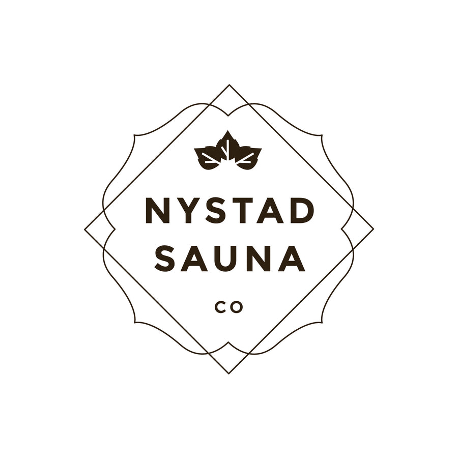 Nystad Natural Sauna Scent Birch & Mint Bag 3 x ca. 4g  Sauna Scents Finnmark Sauna