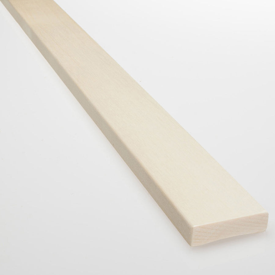 Aspen Flat Cover Molding Architrave 12x42 (Pack of 10) Default Title Sauna Timber Finnmark Sauna
