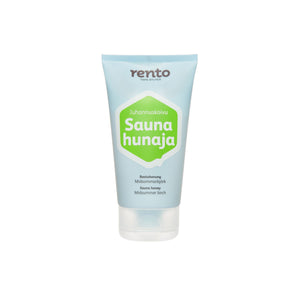 Rento Eucalyptus Scented Exfoliating Sauna Honey
