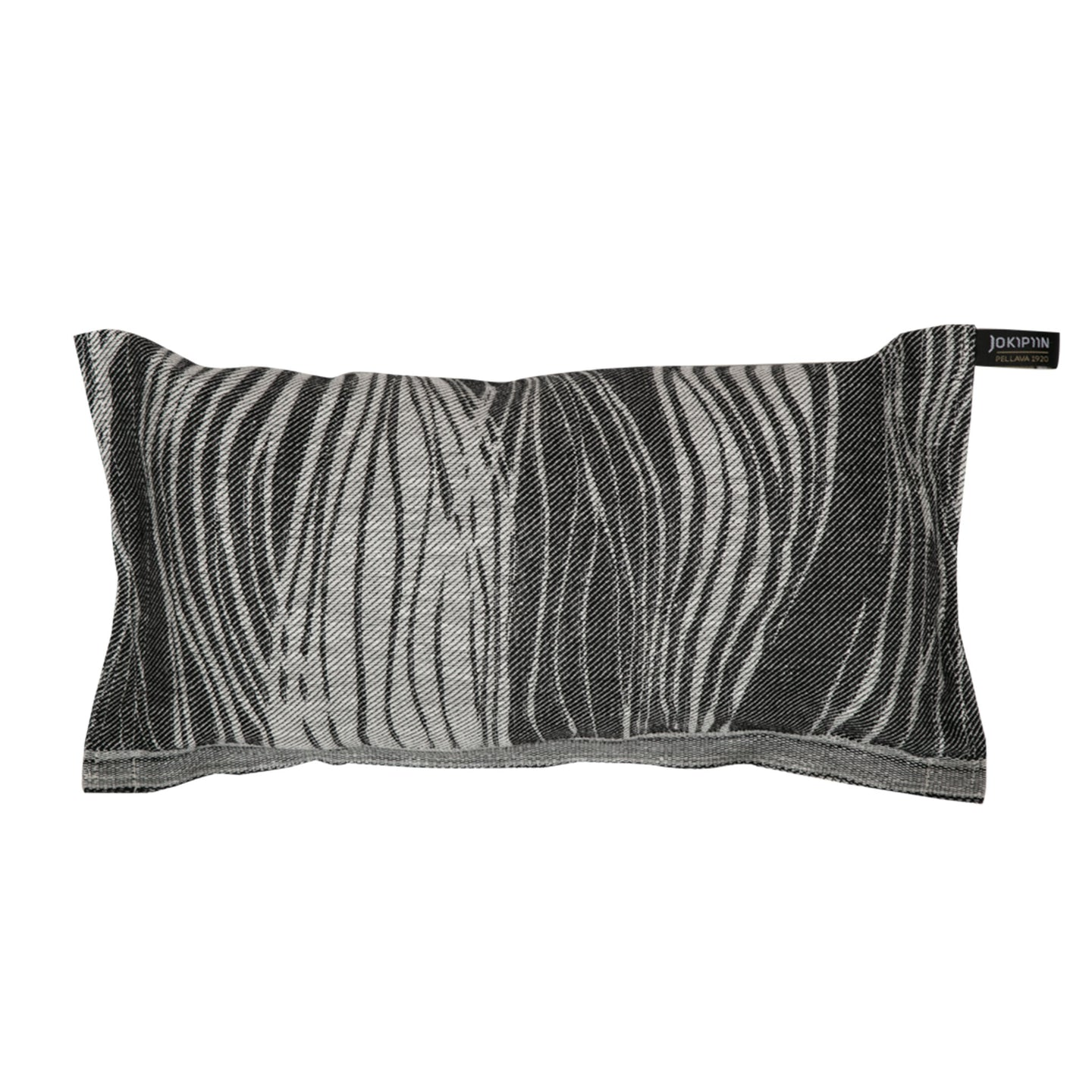 Sauna Pillow Virta by Jokipiin Pellava White / Black Default Title Sauna Pillow Finnmark Sauna